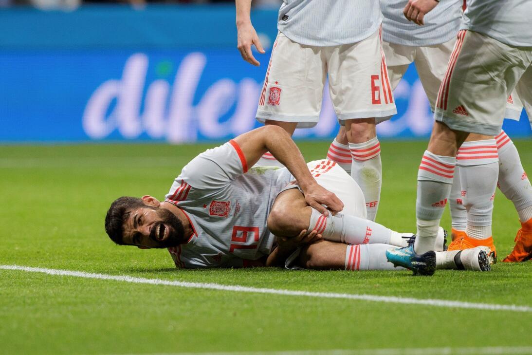 ¡Horroroso! Argentina, sin Messi, cayó goleada por 6-1 en Madrid ante Es...