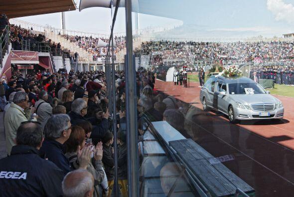 """Un sector de la grada del Estadio """"Armando Picchi"""" llevará a partir de a..."""