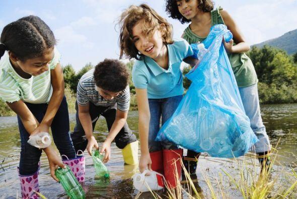 Sean voluntarios: Regístrate y a tus niños en algún programa voluntario...
