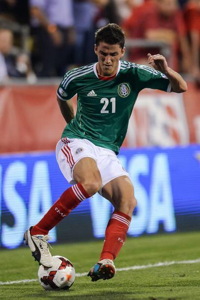 HIRAM MIER.- El defensa del Monterrey era uno de los elementos que se es...