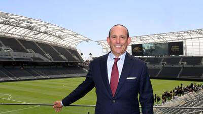 """Comisionado de MLS, Don Garber y el regreso del mundial Norteamérica:""""Gracias a los que creyeron"""""""