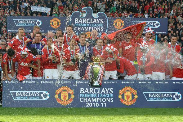 Digno título para el Manchester United, que se ganó este trofeo a pulso.