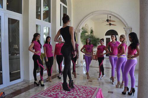 Nuestra Belleza Latina ha sido una escuela de aprendizaje para muchas be...