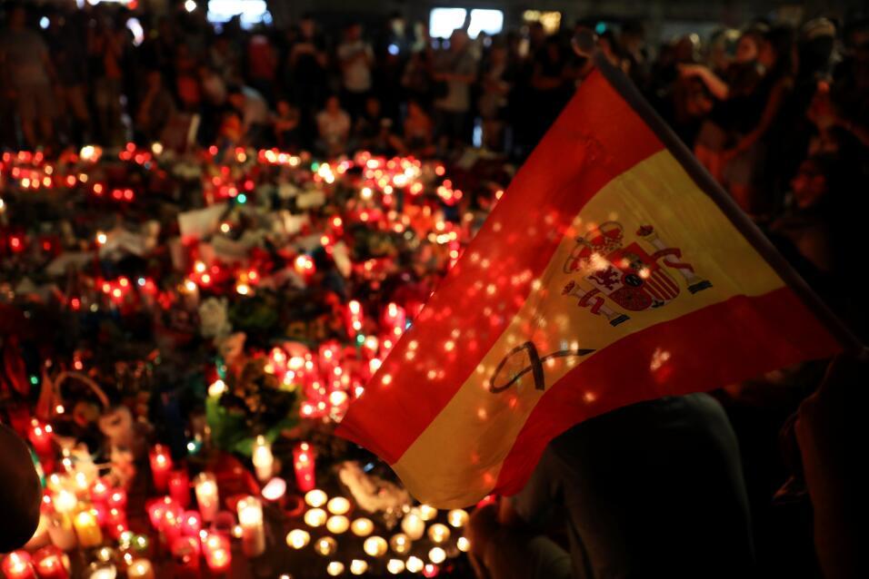 Un yihadista marroquí de 18 años es el atacante que mató a dos personas...