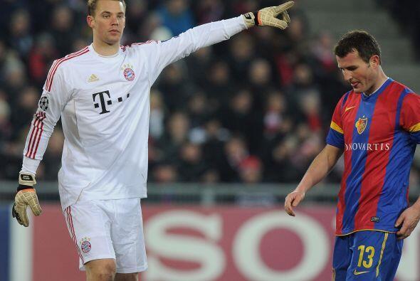 Por esa razón, el arquero Manuel Neuer le pedía máxima concentración a s...