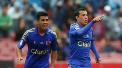 Universidad de Chile vs Huachipato