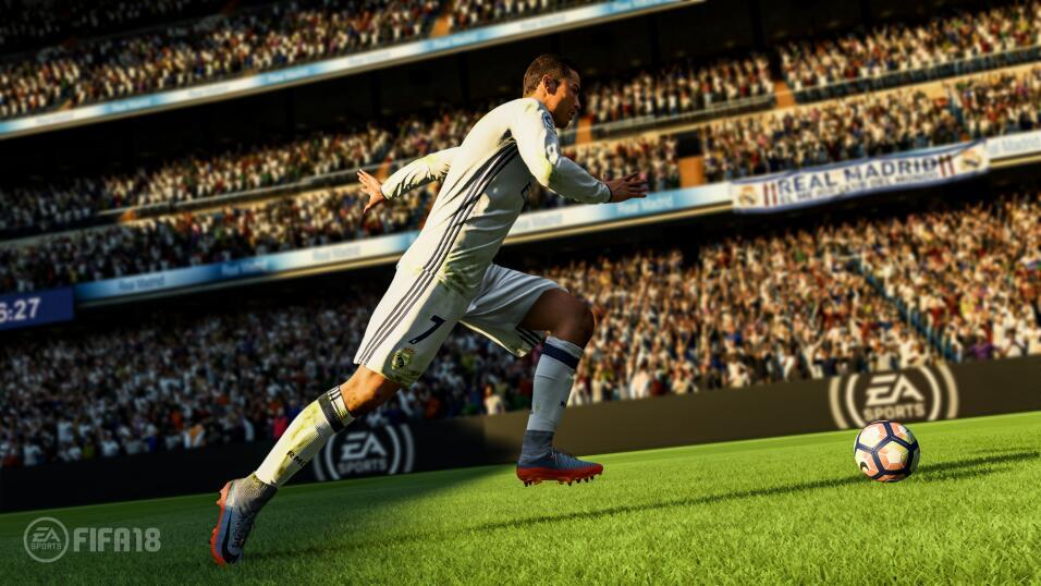 Esto es todo lo que tienes que saber de FIFA 18 RONALDO_GAMEPLAY_FULLRES...