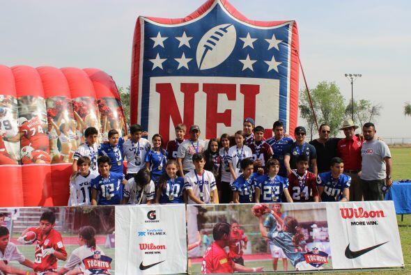 El equipo ganador, Club Carneros,  representará al Estado de Jalisco en...