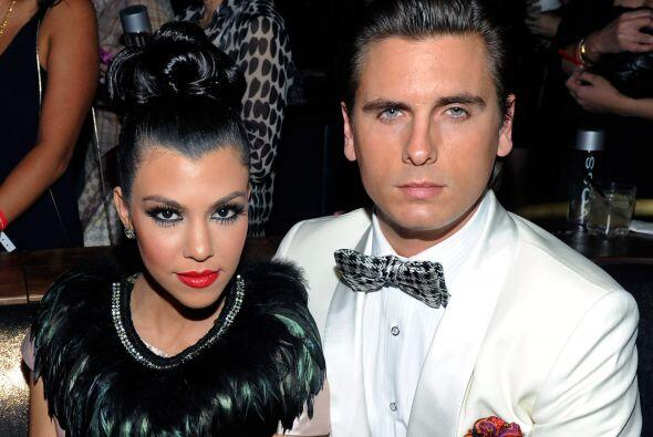 Kourtney Kardashian y Scott Disick llevan mucho tiempo juntos y ya tiene...