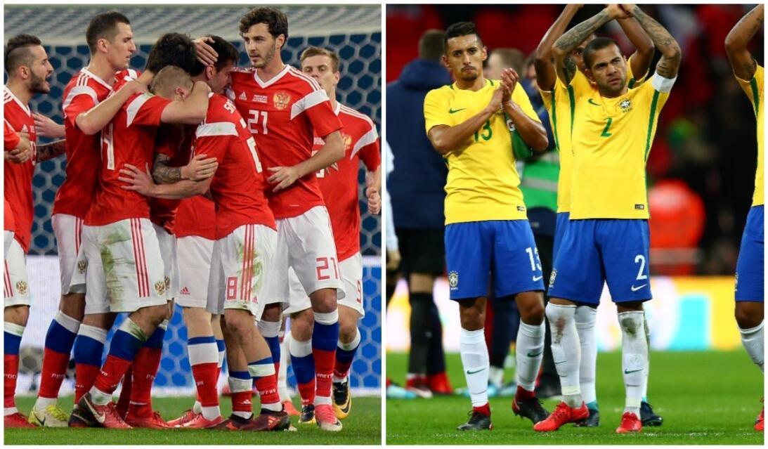Los 10 partidos para no perderse este viernes en la fecha FIFA rus-bra.jpg