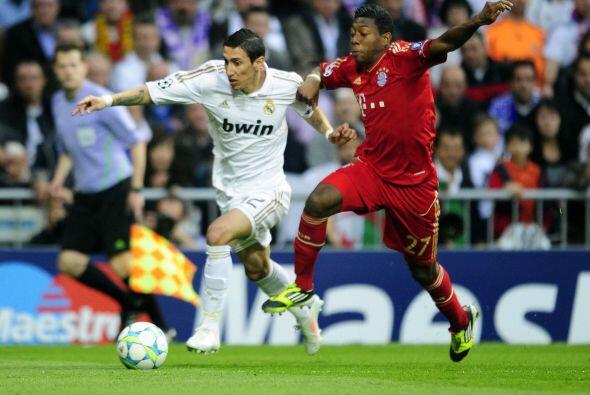 Protagonizaron un verdadero partidazo, de lo mejor en la Champions League.