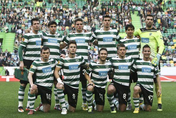 En la otra eliminatoria, el Sporting de Lisboa es favorito sobre el FC M...