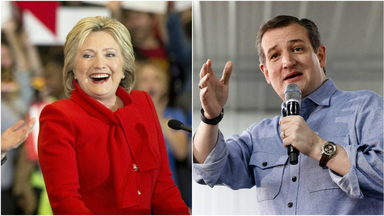 Clinton y Cruz se imponen en Iowa clinton_y_cruz.jpg