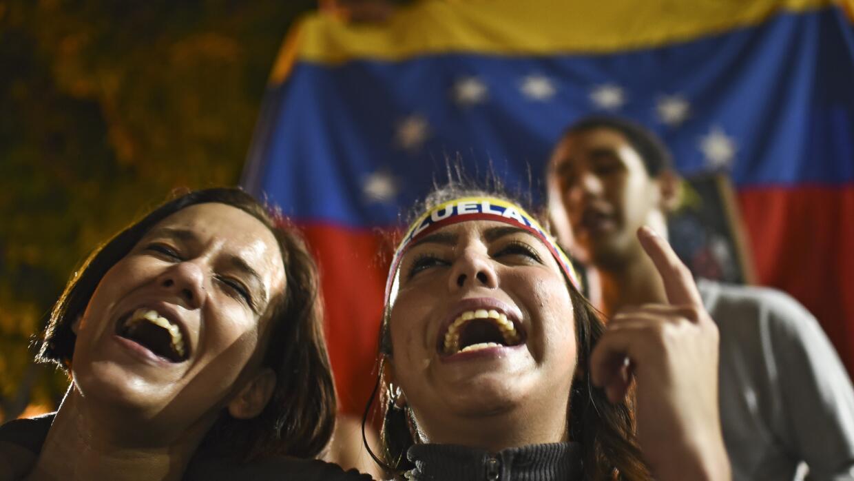Oposición asegura supermayoría en la Asamblea Nacional de Venezuela vene...