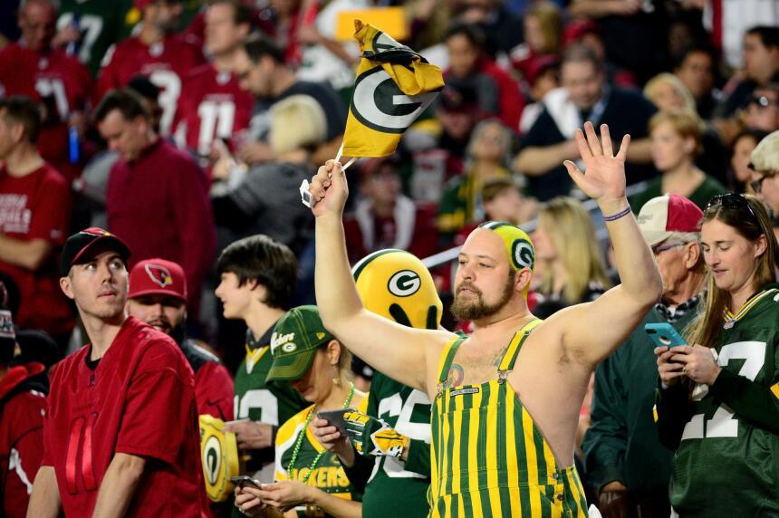 La locura incendió a todos los fans de la NFL durante la Ronda Divisiona...