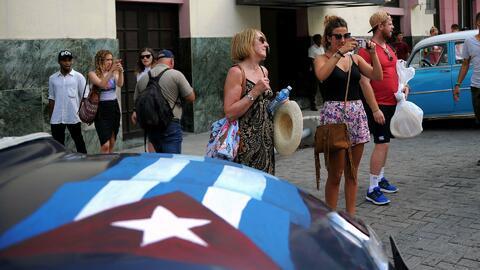 Cubanos esperan que el anuncio de este viernes de Trump en la Florida no...