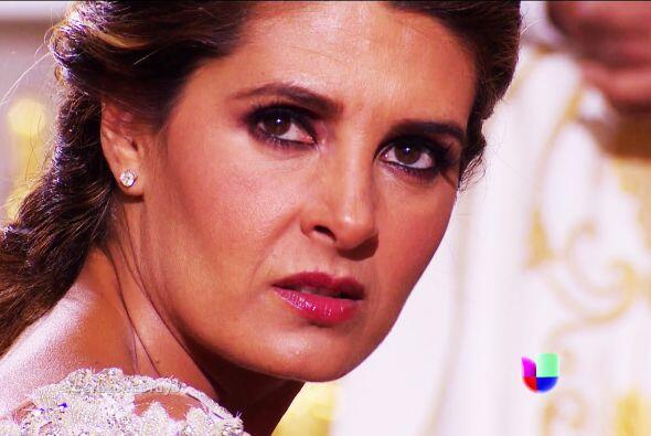 Nos hubiera encantado ver la cara de Isabela así. Hubiera sido el peor d...