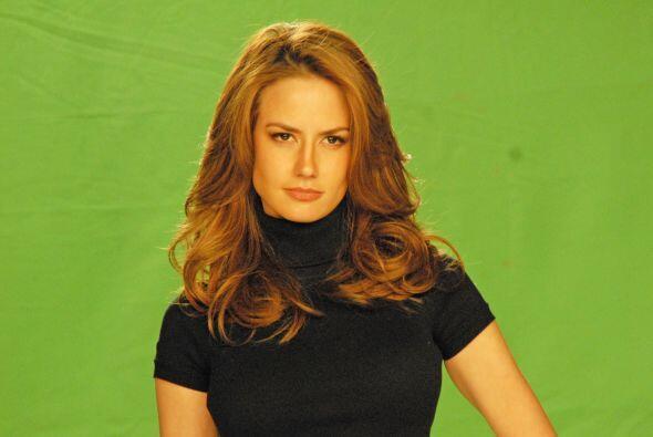 """Altair Jarabo interpreta a la seductora y ambiciosa """"Diana"""" en """"Que Te P..."""