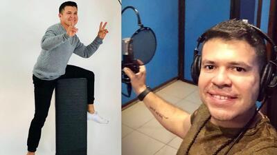 Jorge Medina cumple su sueño: Ya está listo su primer material discográfico como solista