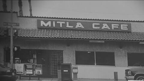 'Mitla Café', un legendario lugar de la Ruta 66