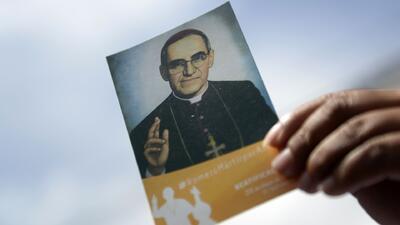 Monseñor Óscar Arnulfo Romero fue proclamado beato