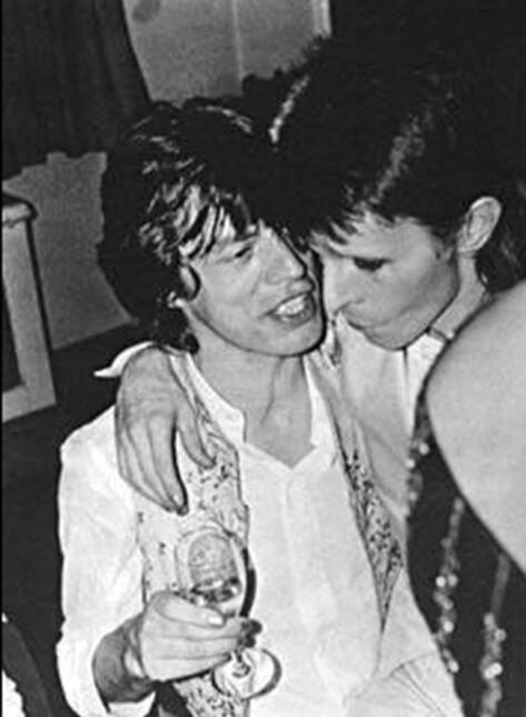Bowie y David