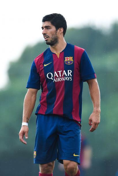 Sitio al que espera regresar este sábado con el Barcelona, su nuevo club...