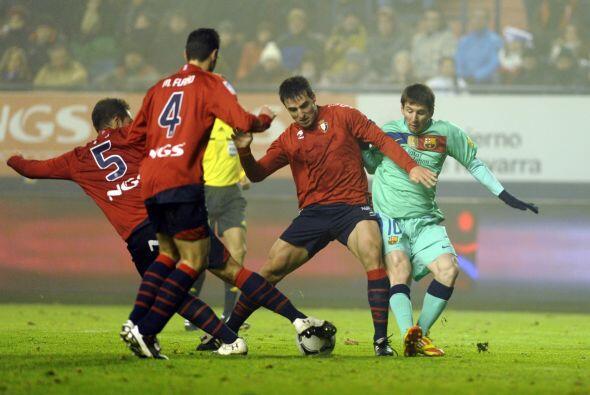 El argentino inició en la banca, pero Josep Guardiola lo metió con la id...
