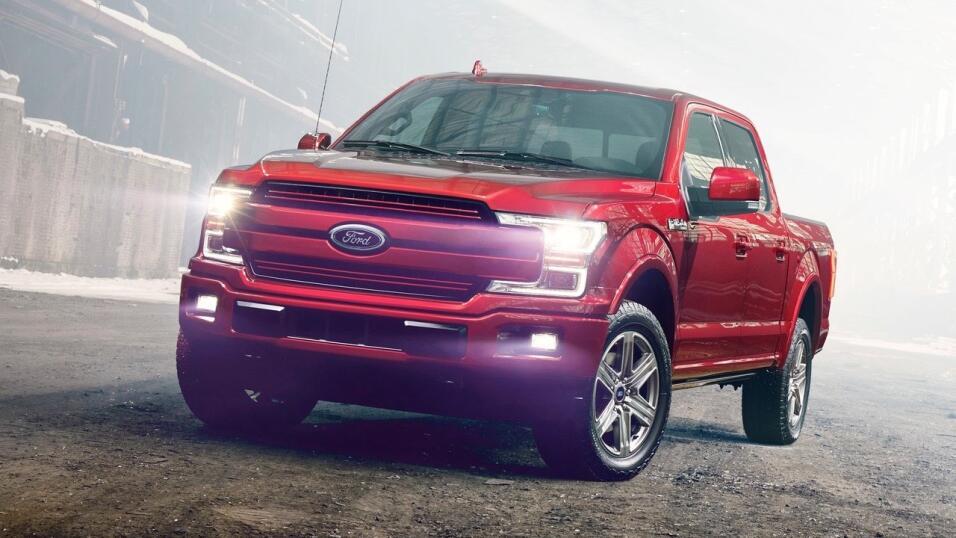 La camioneta pickup cumple su primer siglo Ford-F-150-2018-1280-04.jpg
