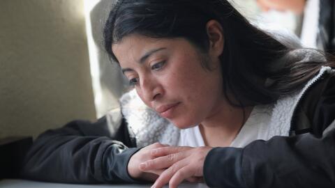 Muchos inmigrantes viven con estrés y miedo por temor a la ejecuc...