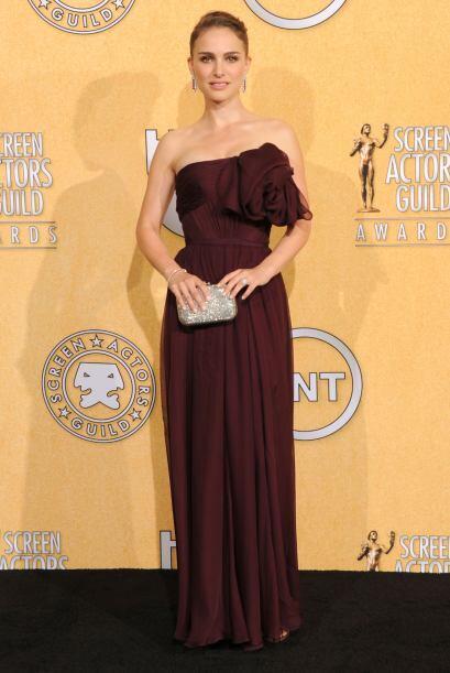 Casi siempre Natalie Portman nos sorprende y ese año no fue la excepción...
