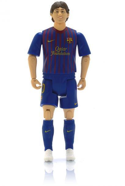 Lionel Messi es otra figura que saldrá a la venta, al igual que varios j...
