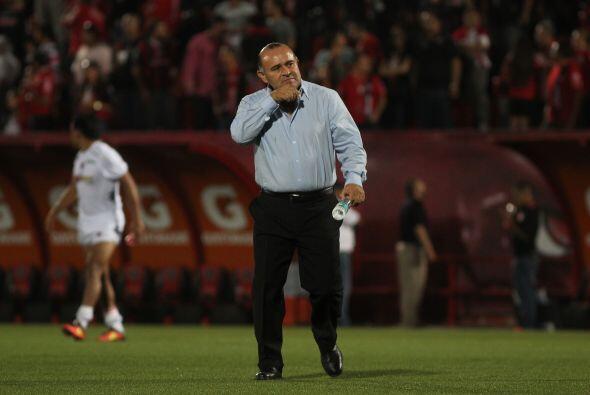 Completan esta serie de técnicos Juan Antonio Luna con Veracruz, José Lu...