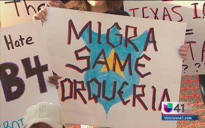 Da inicio la primera audiencia contra la ley SB4 en San Antonio