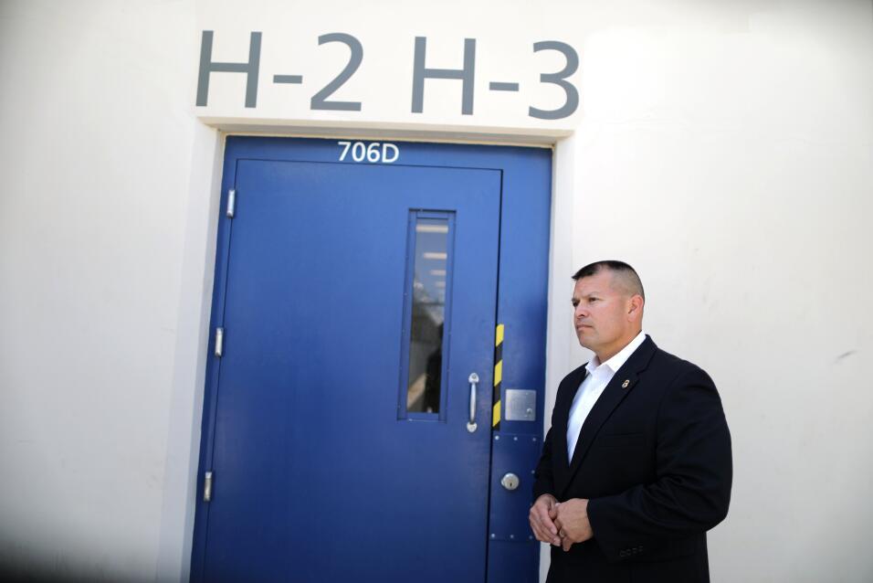 Centro de detencion Adelanto California