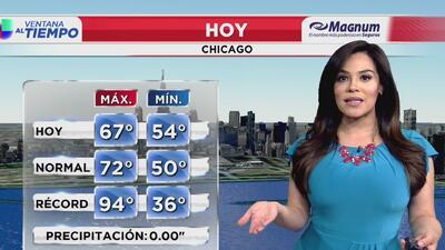 Ventana al Tiempo: Neblina en horas de la mañana este miércoles en Chicago