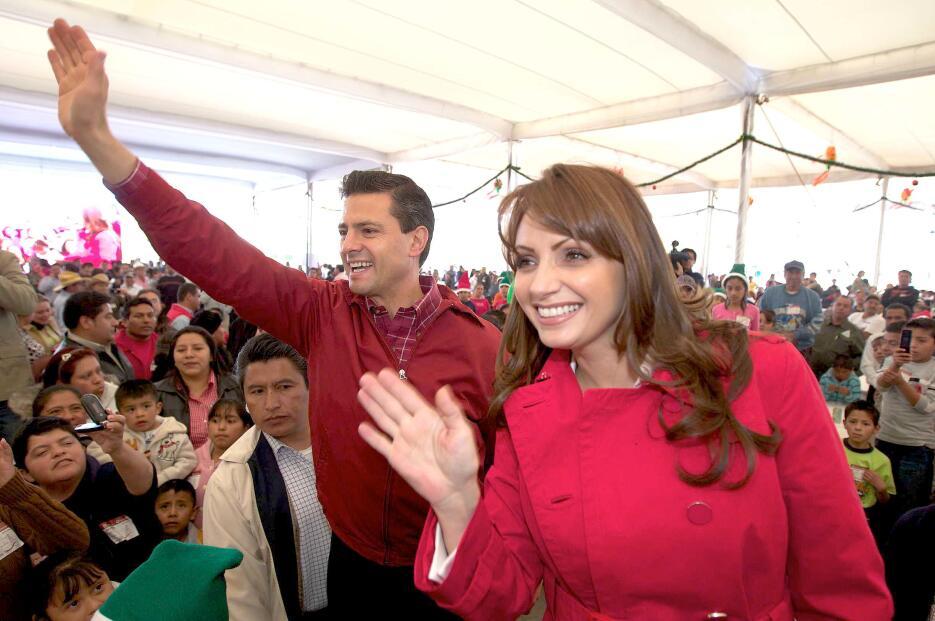 Angélica Rivera cumple 46 años