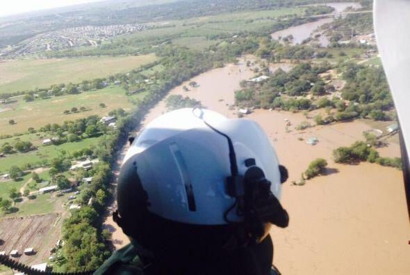 Inundaciones Austin 31 oct