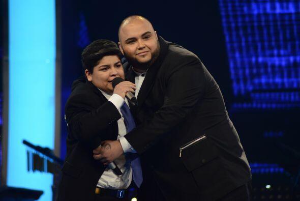 Finalmente, Poncho Lizárraga, el invitado, le dio la victoria a Stephanie.