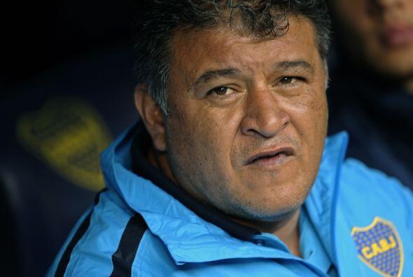 Claudio Borghi, ayer técnico campeón con Argentinos Juniors, hoy, y lueg...