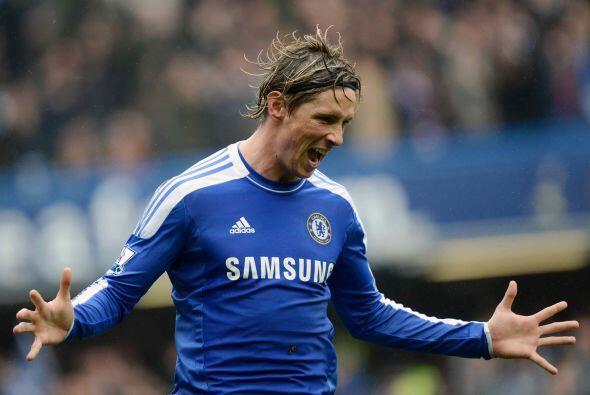 3-0 en el que la calidad de definición de Torres quedaba de manifiesto.