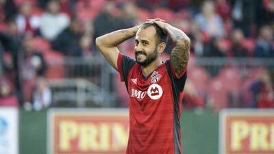 Toronto FC anuncia que el español Víctor Vázquez se perderá el resto de la temporada regular