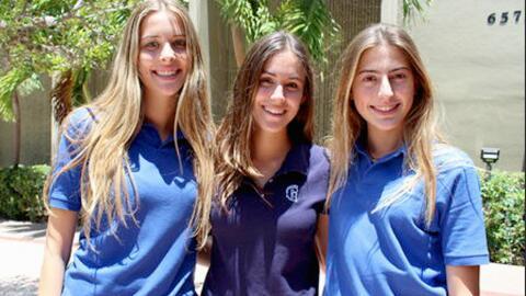 Carolina Baigorri, Victoria Roca y Susana Cappello son las creadoras de...