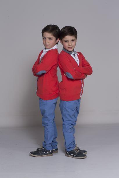 Estos niños son los más traviesos y simpáticos de las telenovelas.