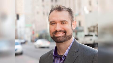 Noah Dyer, candidato a la gobernación de Arizona