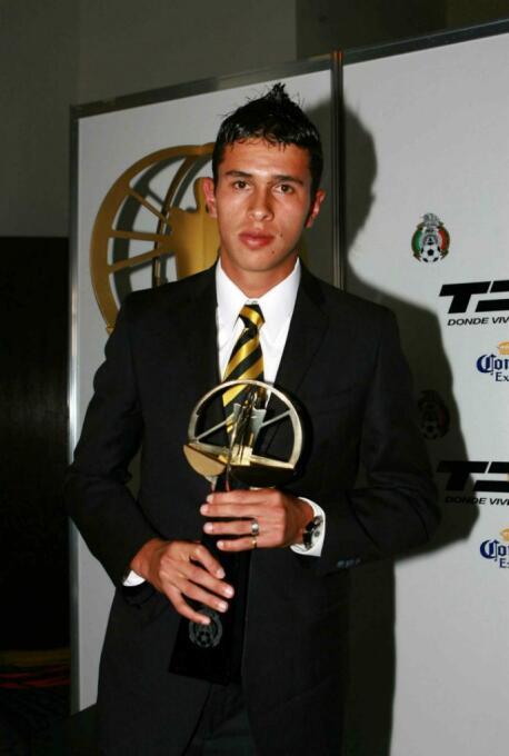 En el Apertura 2010 el turno fue para Othoniel Arce, quien defendía la c...