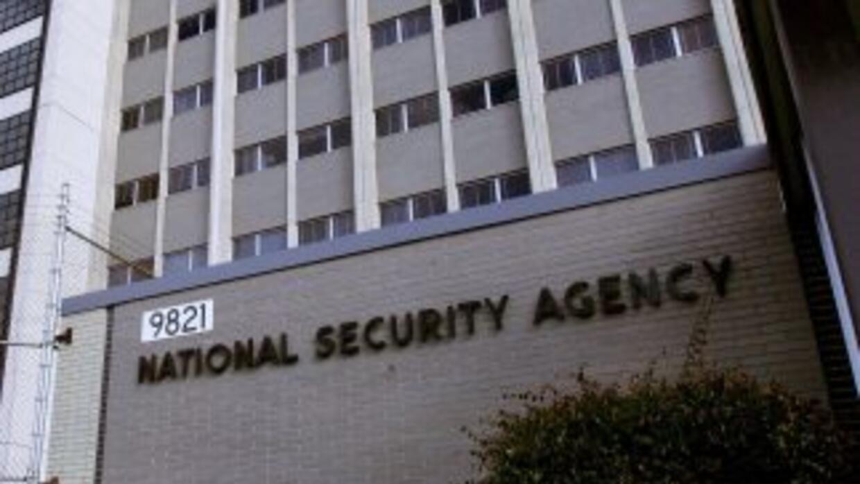 Agencia Nacional de Seguridad (NSA).