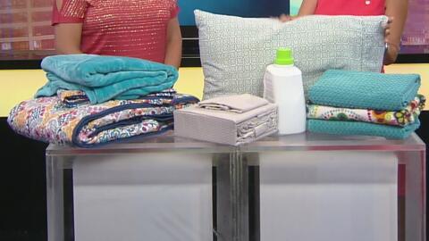 ¿Cada cuánto tiempo se deben lavar las sábanas y toallas en el hogar?