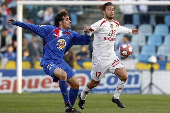 El Getafe necesitado de puntos y el Mallorca en zona europea abrieron la...