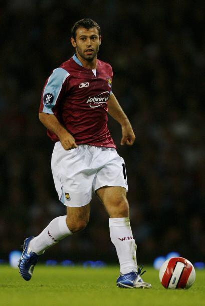 El Liverpool logró contratar a Javier Mascherano el 31 de enero del 2006...